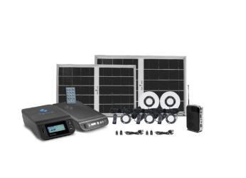 Fenix Power 5+ Com rádio