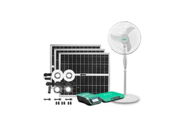MySol 4 + Ventilateur
