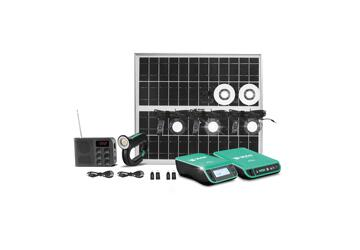 MySol Power 5 + Radio & Torche
