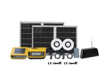 Fenix Power 4+ with Speaker